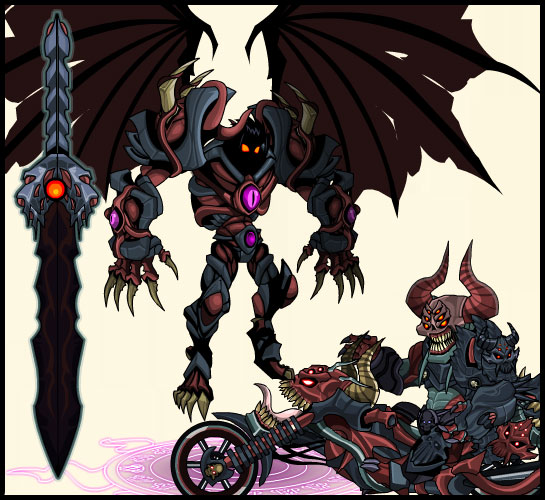 free rpg mmo nulgath chaotic fiend