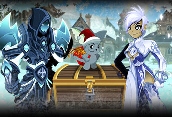 Jingle Bells Quibble sells rare items in the game holiday christmas gifts