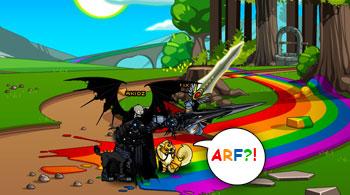 Rainbow doom