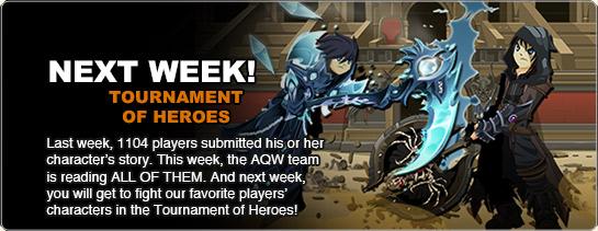 next week in online game