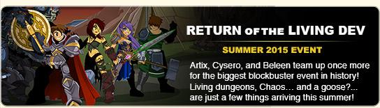 return of the living dev