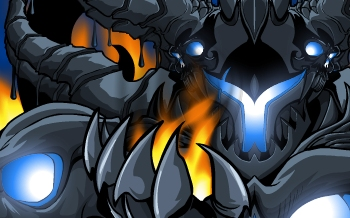 Dage the Evil in online mmo rpg AQ Worlds