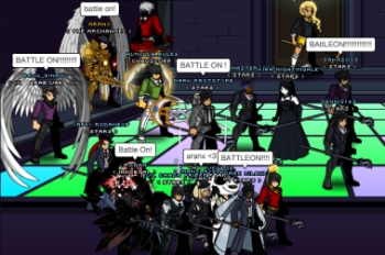 Swanky Gear YOLO online MMO game