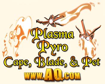 Plasma Pyro items
