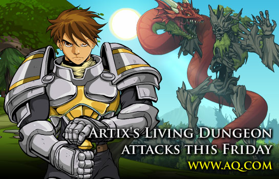living dungeon battle free rpg mmo