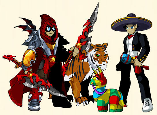 cinco de mayo may the fifth randor the red free rpg mmo