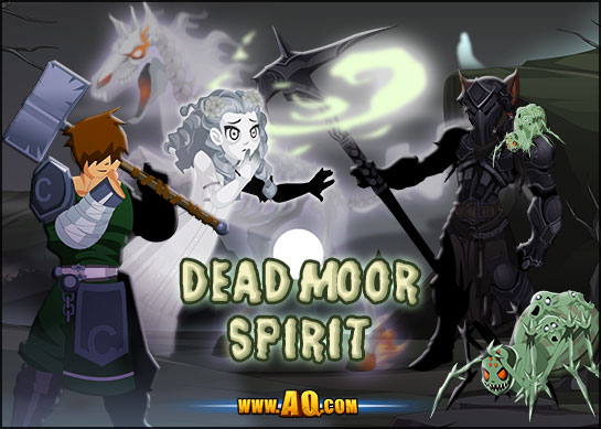 free online rpg mmo spirit save the ghost