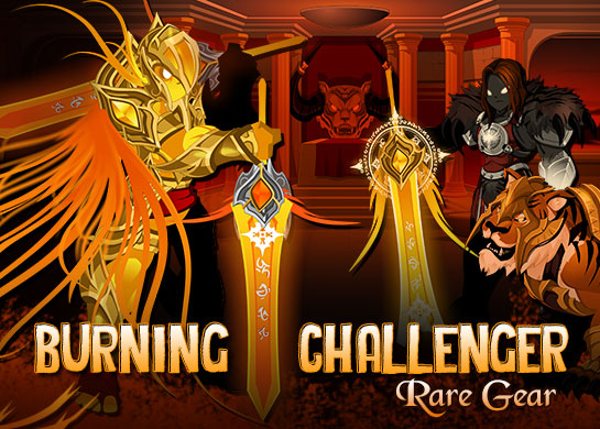 free online mmo burning challenger rares