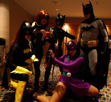 DragonCon Super Heros