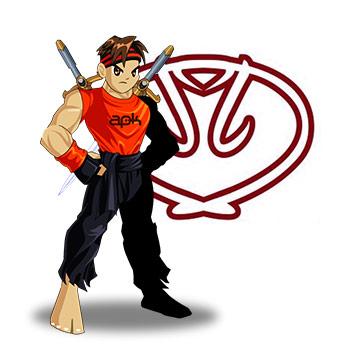Drew Drechsel's AQWorlds Character