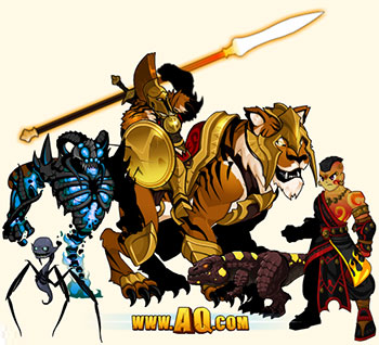 free rpg mmo fire monsters battle