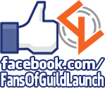 GuildLaunch Facebook icon