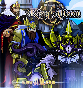 The Legend of King Alteon