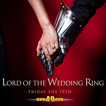 Lord of the Wedding Ring coming Friday the 13th