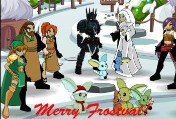 Merry Frostval