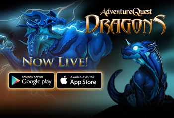 New dragons mobile game on ios android