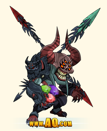 Archfiend Nulgath Birthday Items