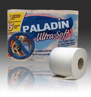Paladin Toilet Paper