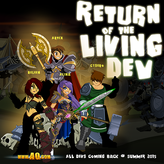 Return of the Living Dev