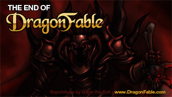 The END of DragonFable