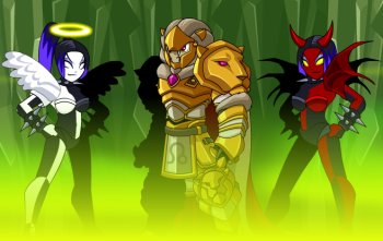 Twins and Lionfang