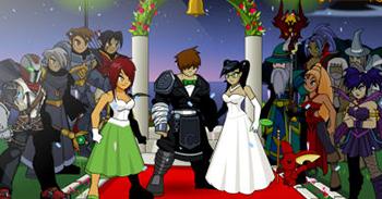 Cysero's Wedding