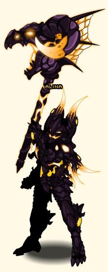 Zellare Armor