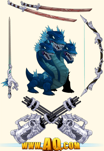 Zoshi Monster Hunter Items