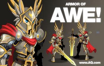 free rpg mmo armor awe