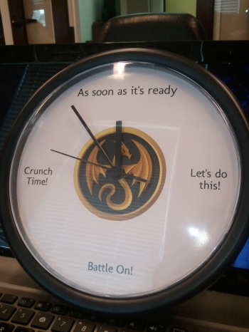 AQW clock