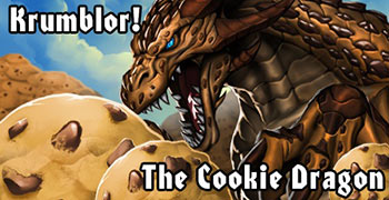 cookie clicker dragon in mobile game adventure quest dragons just released