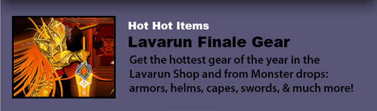 lava run finale gear in online mmo