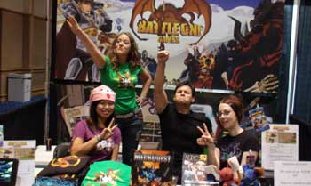 AdventureQuest Booth
