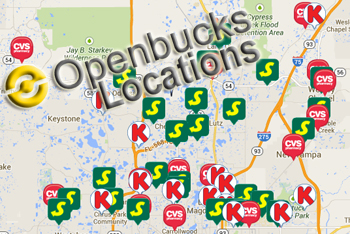 openbucks locations near me